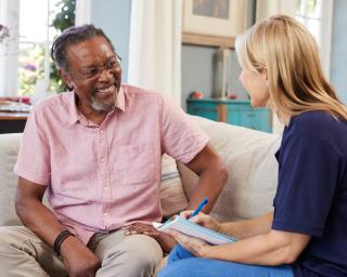 In home care keeps older New Yorkers more independent